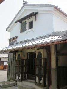 北川家住宅土蔵