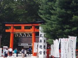 式年遷宮を迎える上賀茂神社